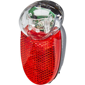 Busch + Müller Seculite Plus Dynamo Rear Light black/red